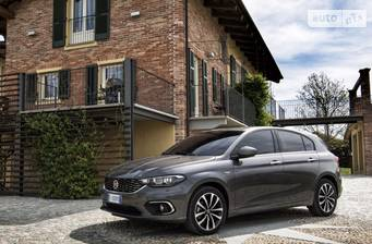 Fiat Tipo 1.4 МТ (95 л.с.) 2018