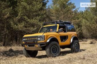 Ford Bronco 2.7 EcoBoost AT (314 л.с.) 2021