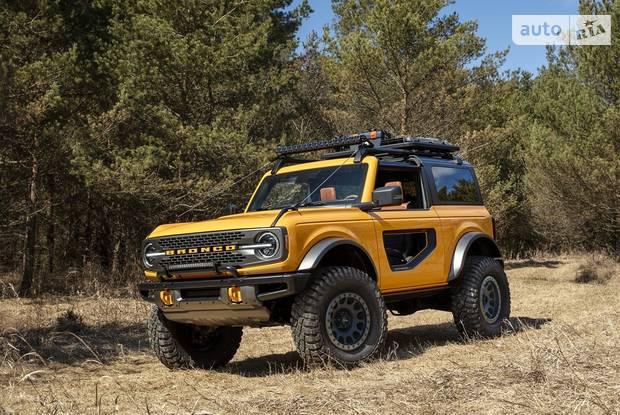 Ford Bronco Wildtrak
