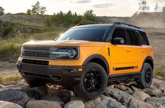 Ford Bronco 2020 Wildtrak