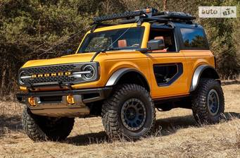 Ford Bronco 2.7 EcoBoost AT (314 л.с.) 2021