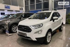 Ford EcoSport 1.0 EcoBoost AT (125 л.с.) Titanium 2020