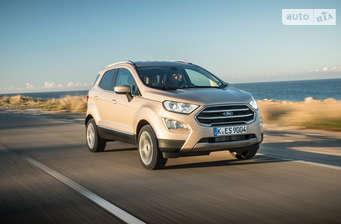 Ford EcoSport FL 1.0 EcoBoost AT (125 л.с.) Trend Plus 2018