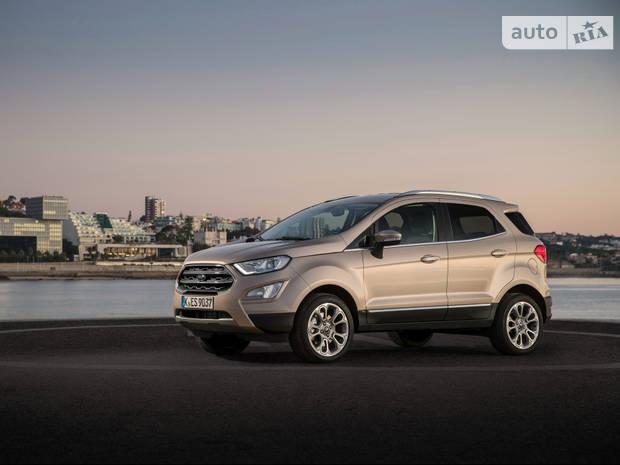 Ford EcoSport Trend Plus