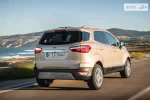 Ford EcoSport Trend Plus