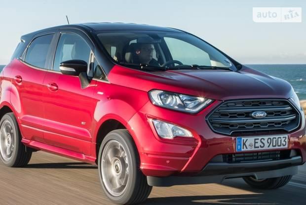 Ford EcoSport ST-Line Plus