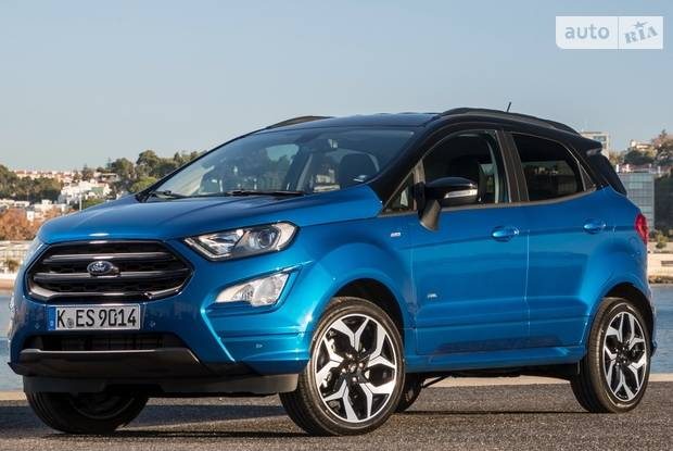 Ford EcoSport ST-Line Plus