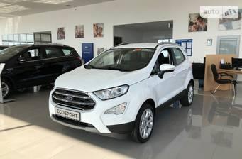 Ford EcoSport 1.0 EcoBoost MT (125 л.с.) 2020