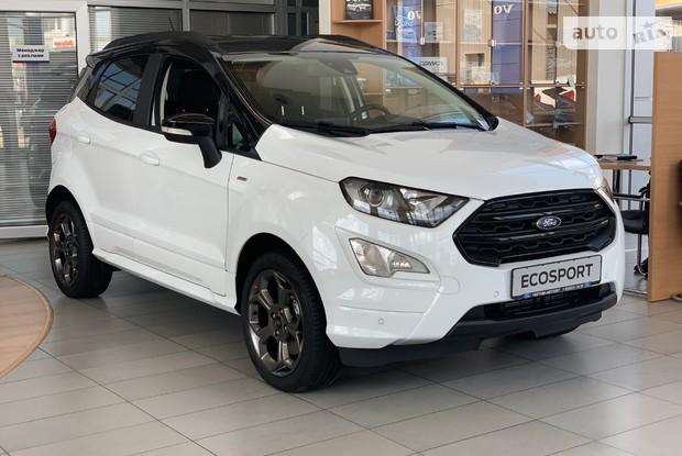 Предложения о продаже Ford EcoSport
