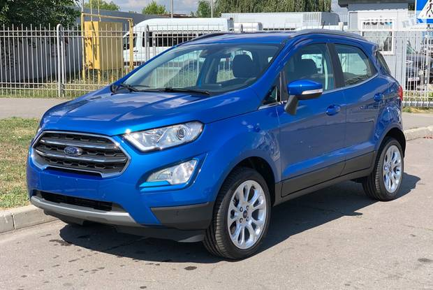 Ford EcoSport Lux