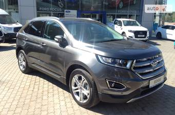Ford Edge 2.0D AT (210 л.с.) 4WD 2017