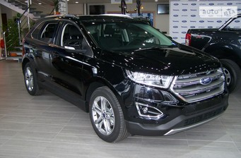 Ford Edge 2.0D AT (210 л.с.) 4WD Lux 2016