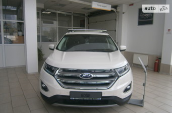 Ford Edge 2.0D AT (210 л.с.) 4WD Lux 2017