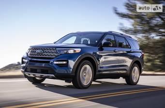 Ford Explorer 3.5 АТ (365 л.с.) 2020