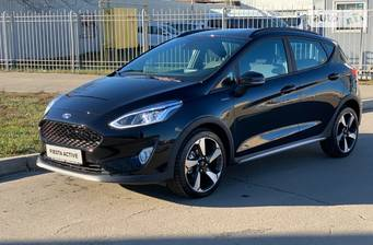Ford Fiesta Active 1.0 EcoBoost AT (100 л.с.) 2020