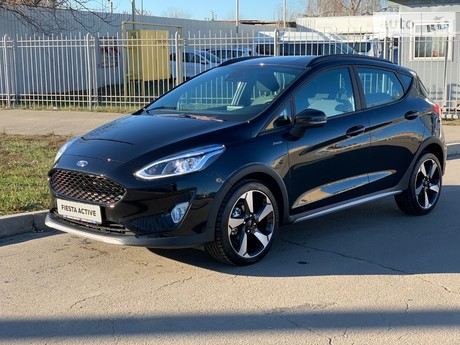 Ford Fiesta Active 2020