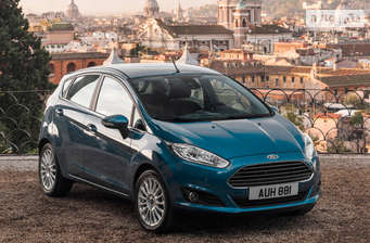 Ford Fiesta 1.6 АT (105 л.с.) Business 2017