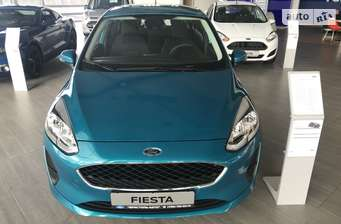 Ford Fiesta 1.0 Ecoboost AT (100 л.с.) Comfort+  2017