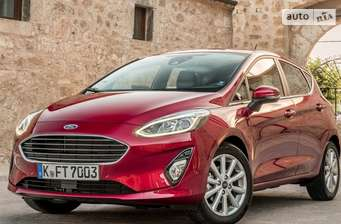 Ford Fiesta 1.0 Ecoboost AT (100 л.с.) Comfort  2017