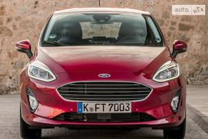 Ford Fiesta 1.0 Ecoboost AT (100 л.с.) Business 2019