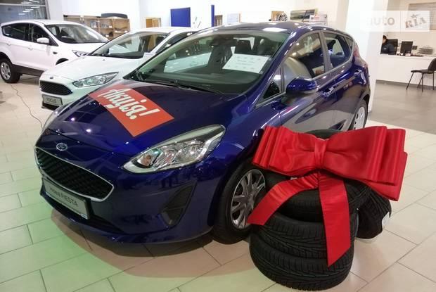 Ford Fiesta Comfort