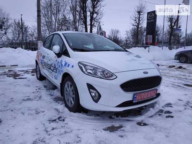 Ford Fiesta Business