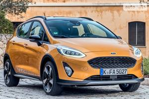 Ford Fiesta Active+