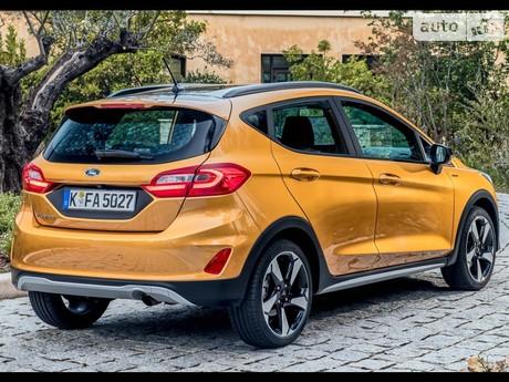 Ford Fiesta 2020