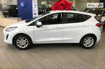 Ford Fiesta 2020 Connected