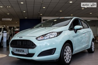Ford Fiesta 1.0 Ecoboost AT (100 л.с.) Comfort  2016
