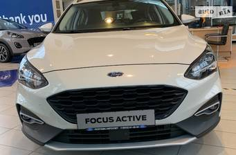 Ford Focus Active 2020 Active Plus