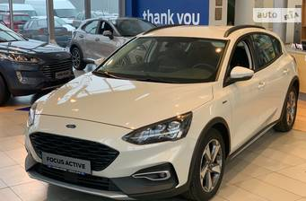 Ford Focus Active 1.5 Ecoboost AT (150 л.с.) 2020