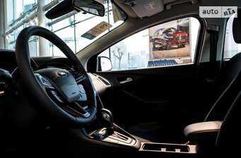 Ford Focus 1.0 Ecoboost AT (125 л.с.) Business 2017