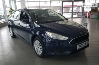 Ford Focus 1.6 MT (105 л.с.) 2017