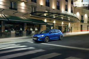 Ford Focus 1.0 Ecoboost АT8 (125 л.с.) Business 2019