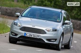 Ford Focus 1.0 Ecoboost AT (125 л.с.) Business 2018