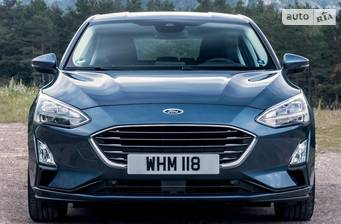 Ford Focus 1.5 AT (120 л.с.) 2020