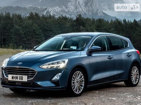 Ford Focus 2020