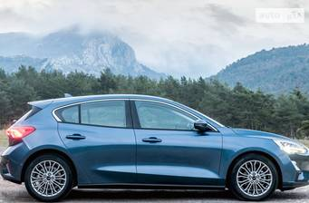Ford Focus 2020 Connected
