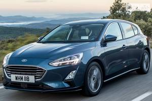 Ford Focus 1.5 AT (120 л.с.) Trend 2019