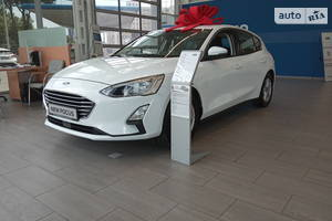 Ford Focus 1.5 MT (120 л.с.) Trend Edition 2019
