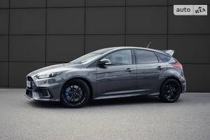 Ford Focus 2.3 Ecoboost turbo МТ (350 л.с.) AWD RS 2017