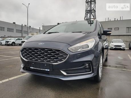 Ford Galaxy 2021