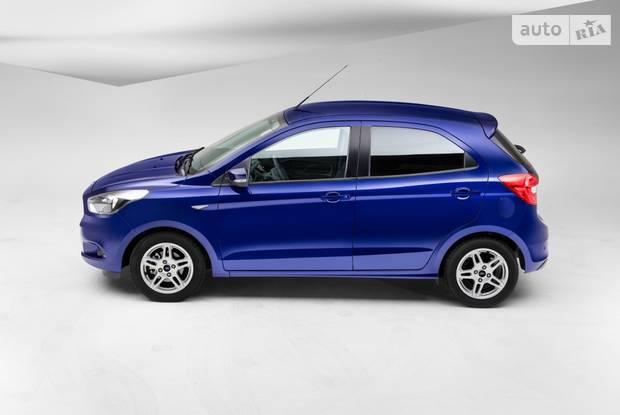 Ford KA Comfort