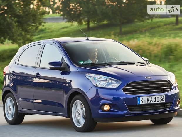 Ford KA Trend