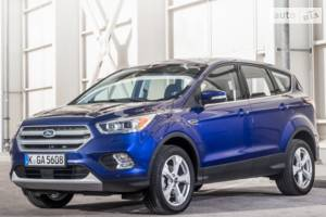 Ford Kuga New 2.0D AT (180 л.с.) 4WD Titanium 2019