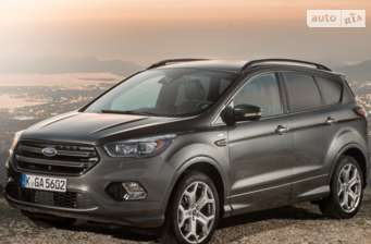 Ford Kuga New 2.0D MT (150 л.с.) 2WD Business 2017