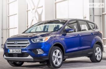Ford Kuga New 2.0D MT (150 л.с.) 2WD 2017