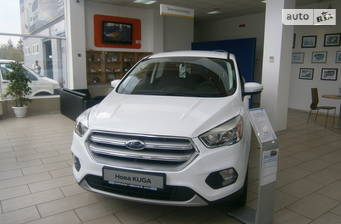 Ford Kuga New 2.0D MT (150 л.с.) 2WD 2017