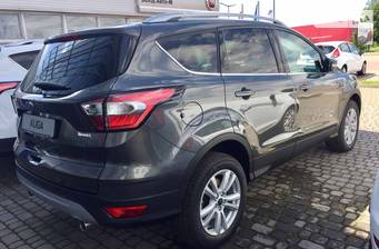 Ford Kuga New 2.0D МT (150 л.с.) 4WD 2017